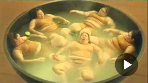 Funny Thai noodles advert (Subtitled)