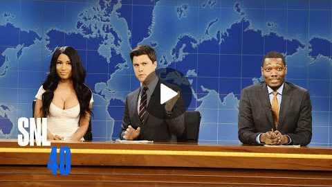 Weekend Update: Kim Kardashian - Saturday Night Live