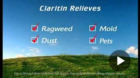 Claritin - Live Claritin Clear