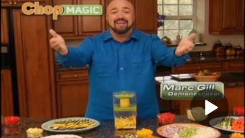 Chop Magic Commercial Chop Magic As Seen On TV Food Chopper | As Seen On TV Blog