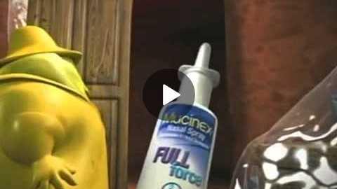 Mucinex Nasal Spray - Shaking in My Boots