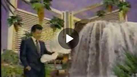Mirage Resort Las Vegas Coming Soon 1989