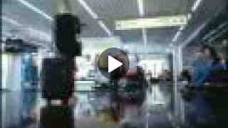 Nike Football Ad Airport Scene