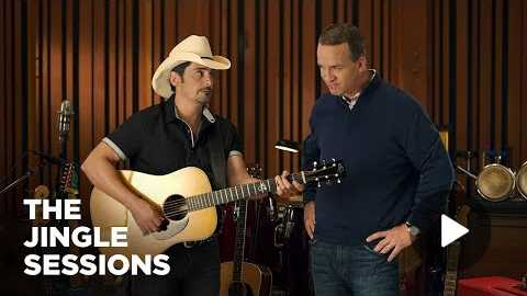 Peytons Jingle Help Clip | Nationwide The Jingle Sessions