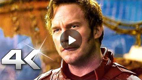 AVENGERS INFINITY WAR 'Tony Stark Meets Star-Lord' Movie Clip (4K ULTRA HD)