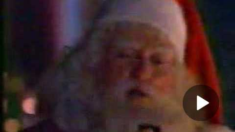 1980's Nabisco Oreo Christmas Commercial
