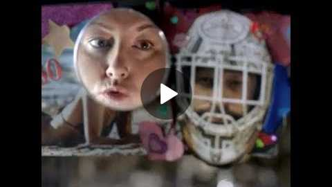 Tim Thomas, Peggy and Alicia Love Discover Card Commercial