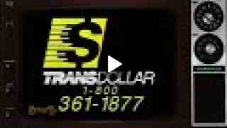 1989 - TransDollar - The Fastest Way To Send Money