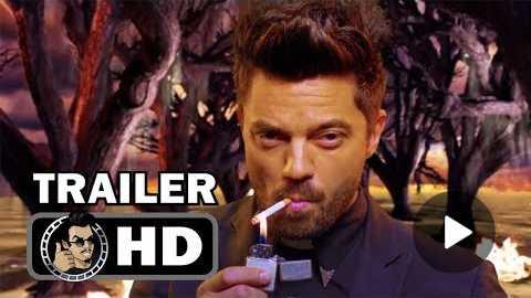 PREACHER Season 3 Official Teaser Trailer 'Angelville' (HD) Dominic Cooper AMC Series