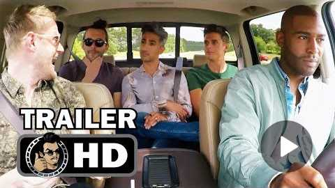 QUEER EYE Season 2 Official Trailer (HD) Netflix Reality Series