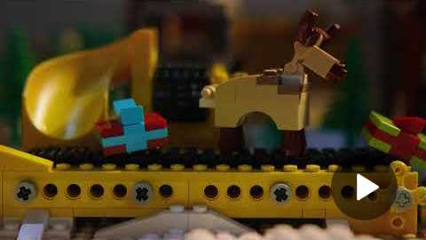 LEGO Australia Christmas Film 2017