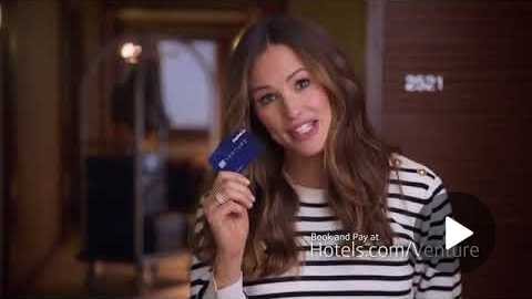Capital One | Jennifer Garner VS Hotels.com | Brandon Moynihan (Captain Obvious)