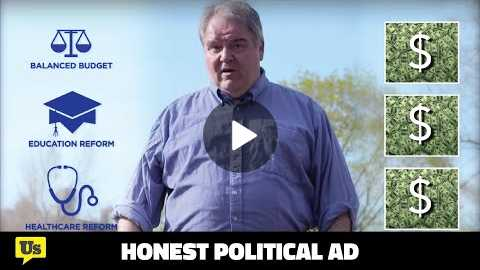 Honest Political Ads - Gil Fulbright for Senate 2014