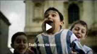 Mastercard Crash Bang Wallop Priceless Advert