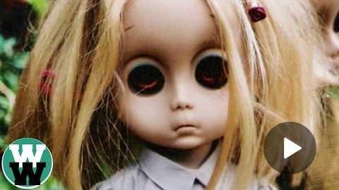 20 Creepiest Childrens Toys Ever Made