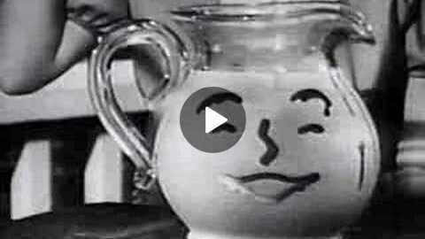 1950's Kool Aid Commercial