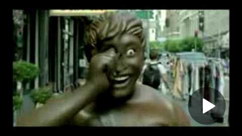 Axe Chocolate Commercial - freaky!