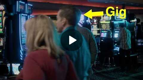 Gig Schmidt in Stratosphere Hotel and Casino Commercial, Take Vegas Back, Mixologist