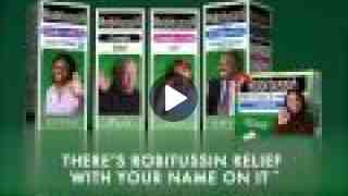 Robitussin tv commercial