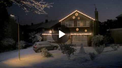 Sky HD Christmas 2009 Advert