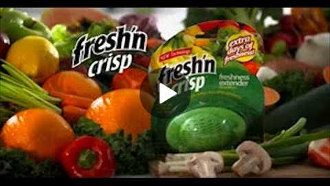 Fresh N Crisp As Seen On TV Commercial Buy Fresh N Crisp As Seen On TV Fresh Vegetable Saver