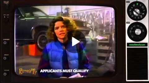 1989 - H & R Block - Cash Back