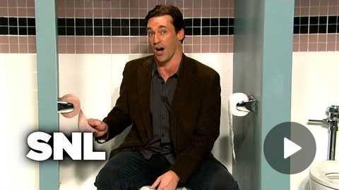 Jon Hamm's John Ham - Saturday Night Live