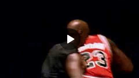 Michael Jordan Commercial