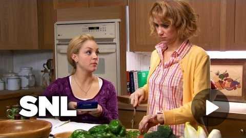 Mom Celebrity Translator - SNL