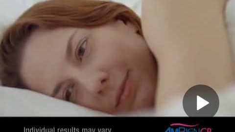 Ambien CR Commercial