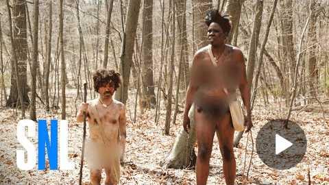 Naked & Afraid: Celebrity Edition - SNL