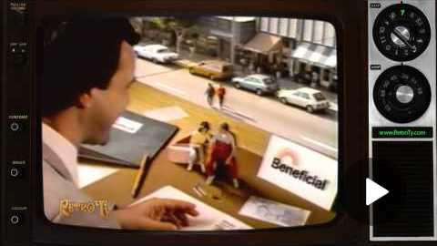 1985 - Beneficial Financial Instituion - Family Home Gym