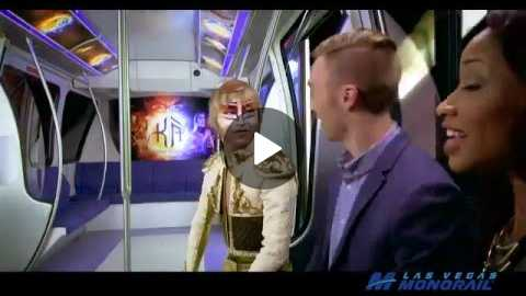 Las Vegas Monorail Commercial 2016