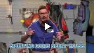 Cut For Time: Sporting Goods Commercial (Michael Keaton) - SNL