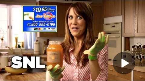 Jar Glove - SNL