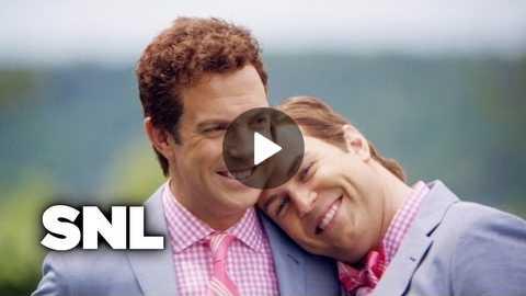 Xanax for Gay Summer Weddings - SNL