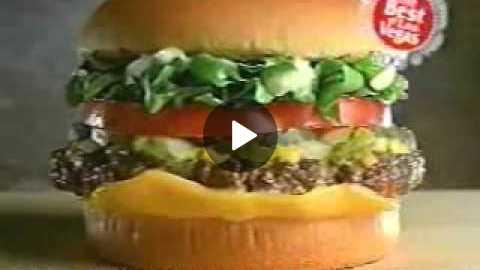 Fatburger Las Vegas Commercial Circa 2003